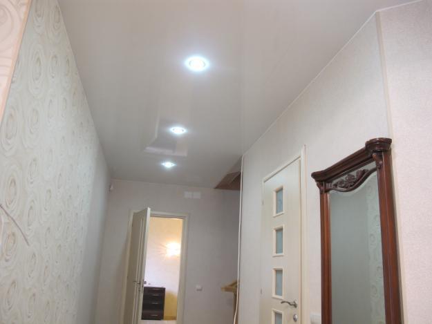 Фото натяжных потолков №Натяжные потолки для коридора