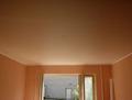 Фото цветной матовый потолок