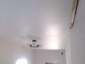 Фото Установка натяжного потолка в коридоре частного дома