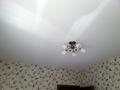 Фото Белый матовый потолок