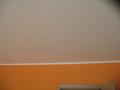 Фото Белый матовый натяжной потолок