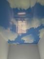 Натяжные потолки-облака