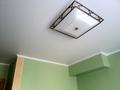 Фото Натяжной потолок на кухне