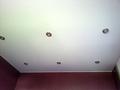 Фото Натяжной потолок в ванной г. Щербинка