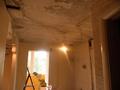 Фото Подготовка к установке потолка